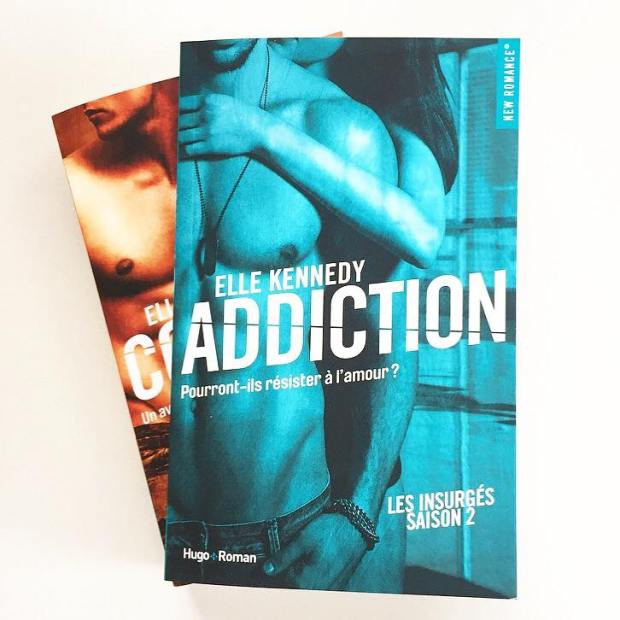 Les Insurgés Tome 2 Addiction Elle Kennedy